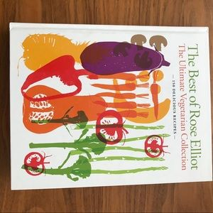 Other - The Best Of Rose Elliot Vegetarian Cooking